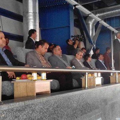 افتتاح خانه کشتی شیراز