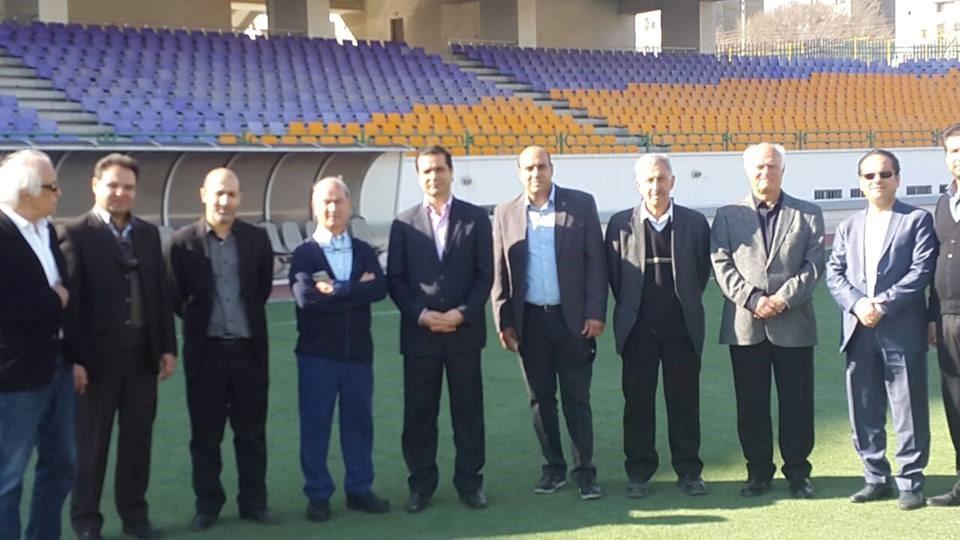 Visit Imam Reza (AS) stadium