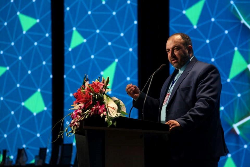 حضور آقای مهندس رحیمیان، مدیر عامل شرکت، در نخستین همایش مسئولیت اجتماعی بنگاه های اقتصادی