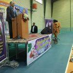 افتتاح سالن ورزشی چند منظوره شهدای پیشوای ورامین