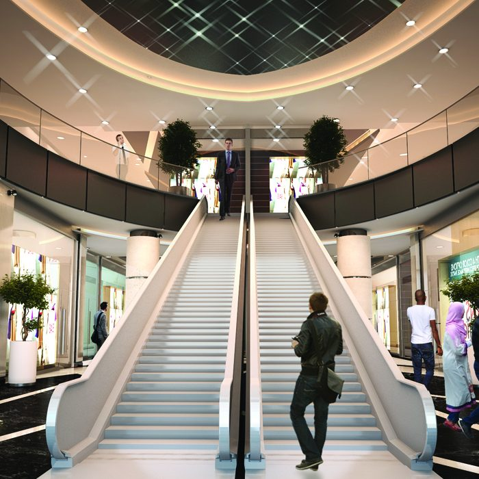 Business Center, City Center Abadan Recreation
