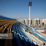 مراسم افتتاح استادیوم ۷۰۰۰ نفری اسلامشهر