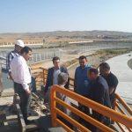 بازدید آقای مهندس ابریشمی، مدیر فنی و اجرایی شرکت از پروژه های ورزشی آذربایجان غربی