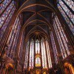 Church of Saint-Chapel, Paris