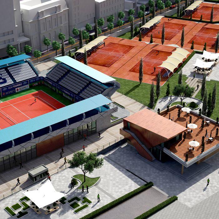 varzeshi tenis enghelab