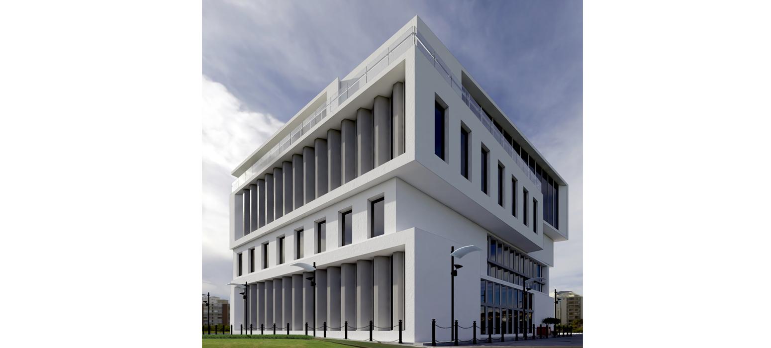 ساختمان اداری رودبار قصران