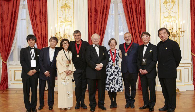 چه کسی برنده جایزه پریتزکر شده است؟