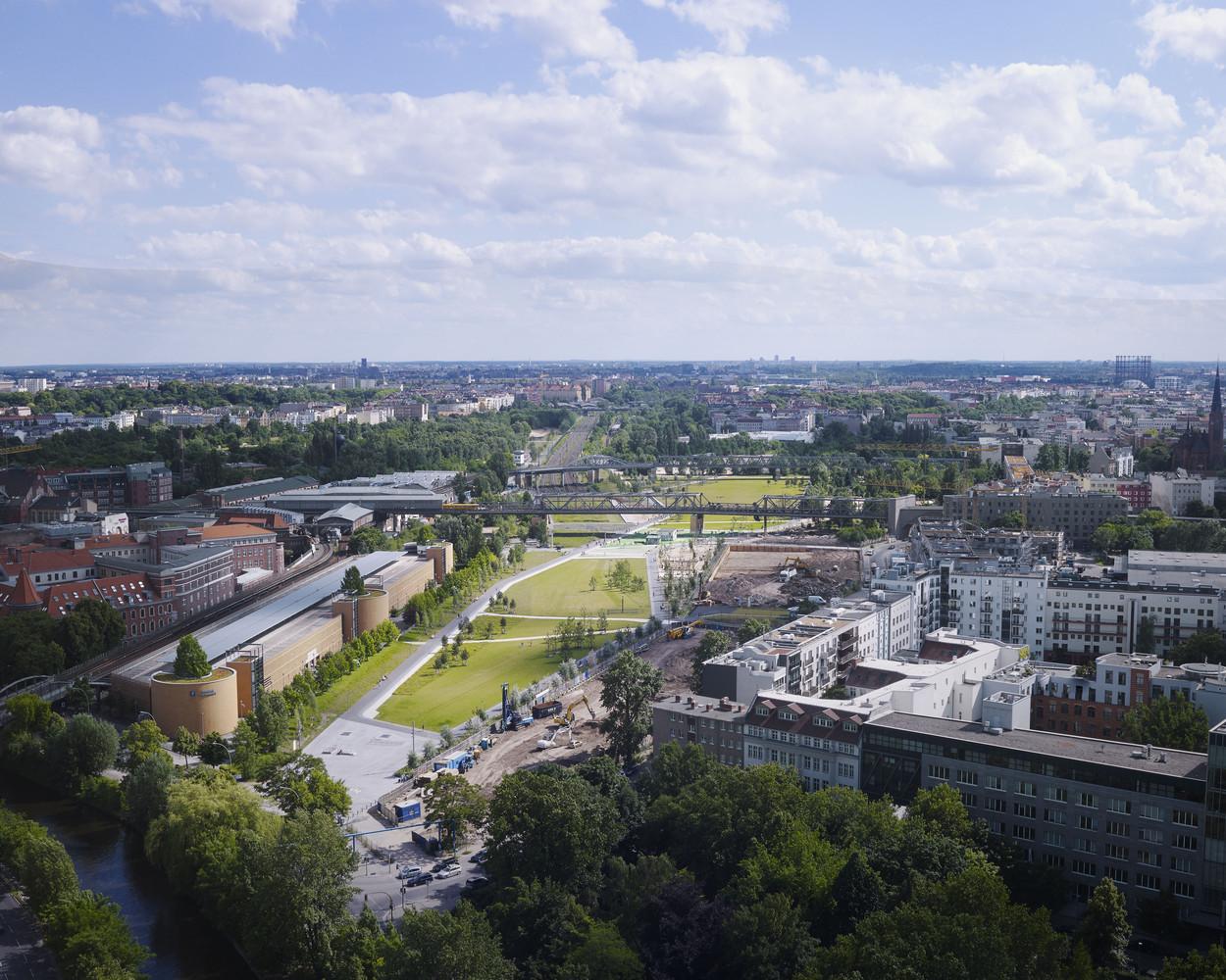 Gleisdreieck Park Berlin