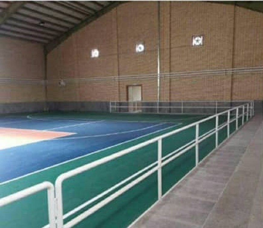 Opening of Artificial Grass Projects of Mehr Imam Reza (AS) and Multipurpose Sports Hall Khutun Abad Pakdasht