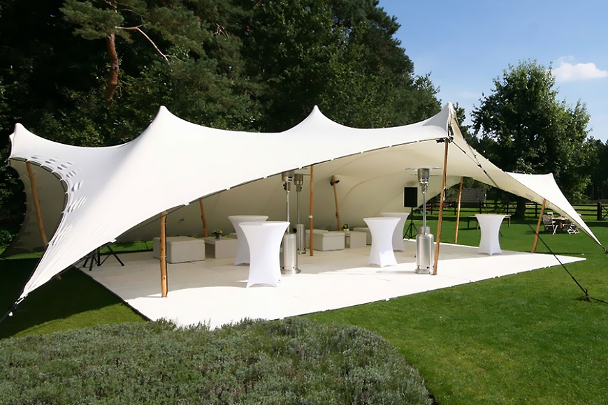What is the Stretch Fabric Structure?