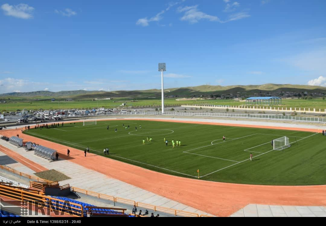 Video The opening ceremony of the 6,000-man Salamas Stadium project by the Presidency