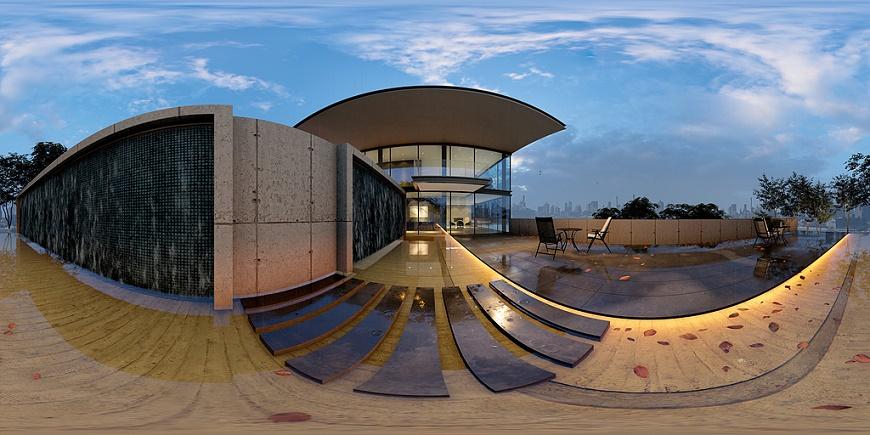 ابزارهای ویژوال برای طراحی نمای 360 درجه