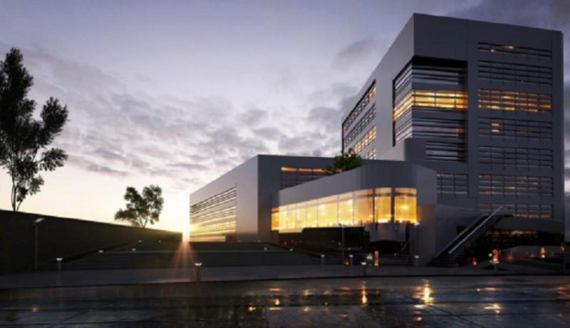 پروژه ستاد اداری مرکزی دانشگاه علوم پزشکی کردستان