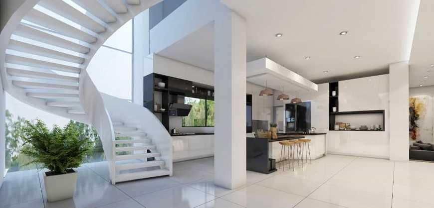 Interior design of private villa in Masjed Soleiman