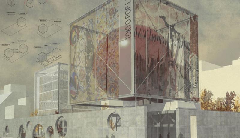 مصاحبه گروه جوانان معمار در مسابقات توکیو