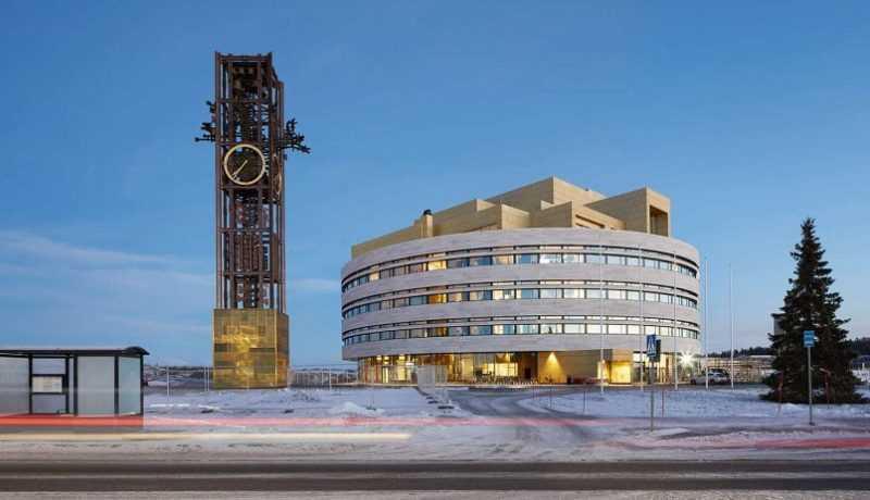 هنینگ لارسن برنده جوایز اروپا برای معماری شد