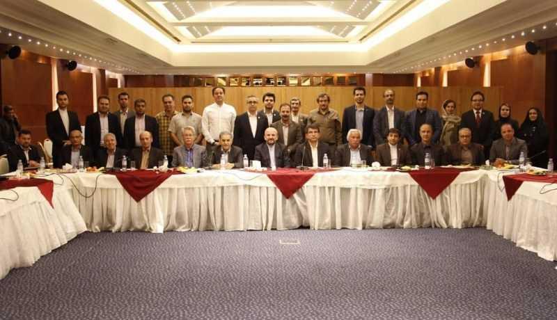 جلسه هم اندیشی در خصوص برگزاری اولین کنفرانس بین المللی بهبود تاب آوری بیمارستانها و مراکز حیاتی