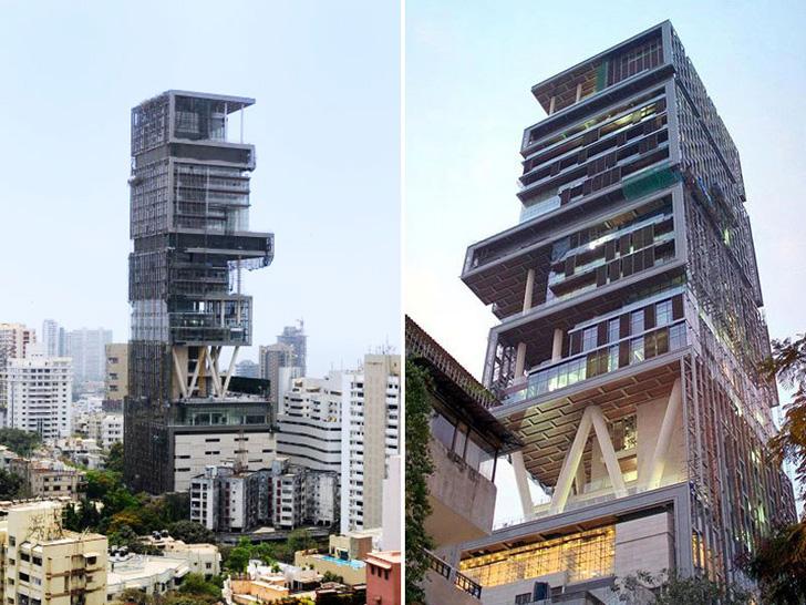 گرانقیمتترین خانههای دنیا ؛ آنتیلیا