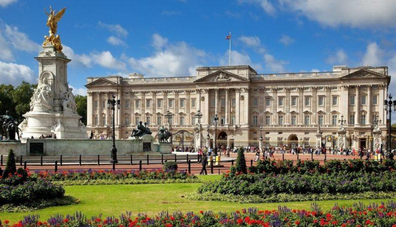 گرانقیمتترین خانههای دنیا ؛ قصر باکینگهام