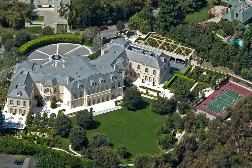 The most expensive homes in the world; Four Fairfield Pand