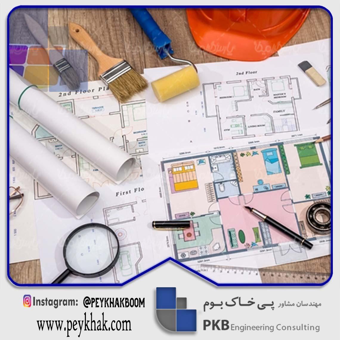 نقشه هایی که معماران و طراحان موفق انجام میدهند