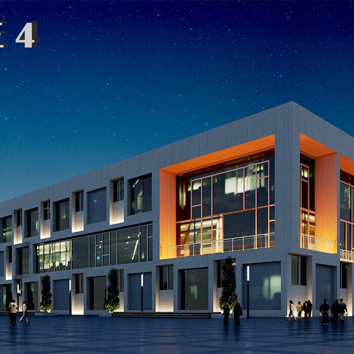 ساختمان اداری پردیس 4 فناپ